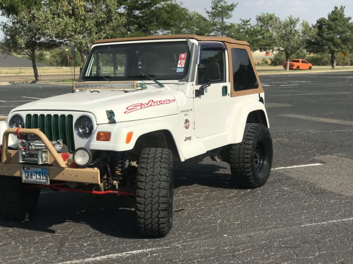 Make Your Jeep Your Own 12 Cheap Mods For Jeep Owners Siberian 4 4